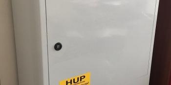 Plastová skrinka na plynomer - návlek