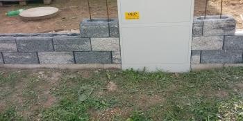 plynová skrinka