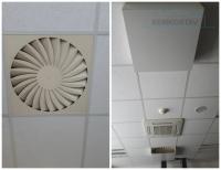 Kryt na klimatizáciu - ukážka